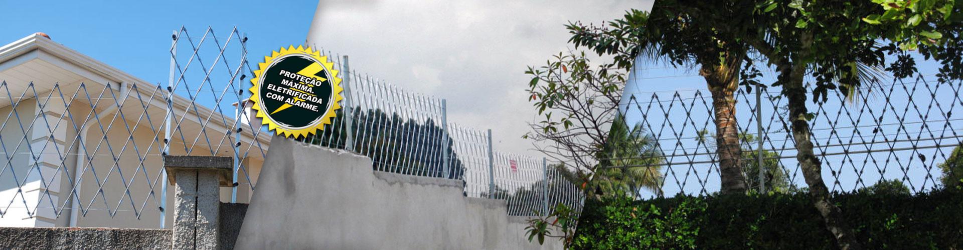 Rede Laminada para Condomínios